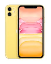 APPLE iPhone 11 64GB Yellow (MWLW2QN/ A) (MWLW2QN/A)