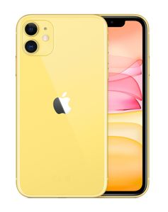 APPLE iPhone 11 6.1 128GB - Yellow (MWM42QN/A)