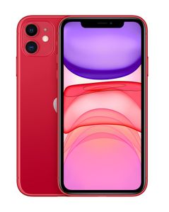 APPLE iPhone 11 6.1 128GB - RED (MWM32QN/A)