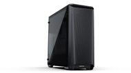 PHANTEKS Eclipse P400A Black Vifter: 2x120mm, m-ITX, m-ATX, ATX, E-ATX, Tempered Glass (PH-EC400ATG_BK01)
