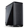 PHANTEKS Eclipse P400A Midi-Tower, Tempered Glass, DRGB - schwar