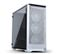 PHANTEKS Eclipse P400A RGB White Vifter: 3x120mm RGB, m-ITX, m-ATX, ATX, E-ATX, Tempered Glass