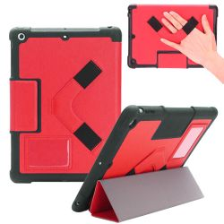 NUTKASE iPad Bumpcase Red For iPad 2017 #edu For iPad 2017 (NK014R-EL)