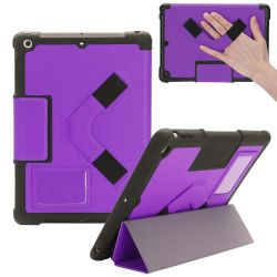 NUTKASE BumpKase for iPad 5th/6th Gen Purple (NK014P-EL)