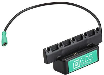 RAM MOUNT UNPKD  RAM GDS VEHICLE DOCK BASE ONLY (RAM-GDS-DOCK-V3BU)