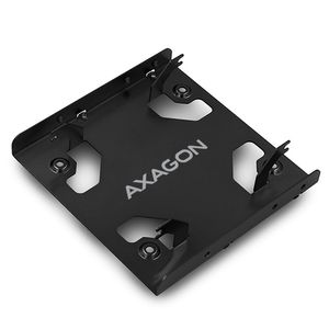 """AXAGON Reduction for 2x 2.5"""" HDD Into 3.5"""" Pos.  Factory Sealed (RHD-225L)"""
