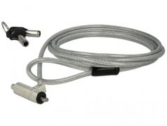 NAVILOCK Laptop Security Cable with Key Lock for HP Nano slot