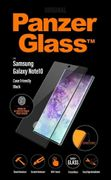 PanzerGlass Screen Protection Sort ramme, Case Friendly, for Note10