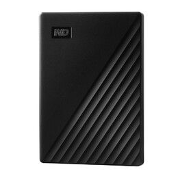 WESTERN DIGITAL My Passport 2TB portable HDD USB3.0 USB2.0 compatible Black Retail (WDBYVG0020BBK-WESN)