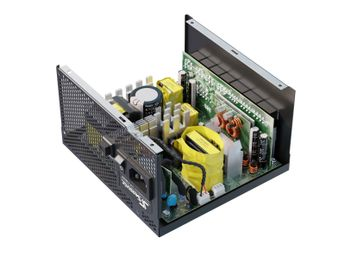 SEASONIC Focus GX 750 750W PSU ATX 12V, 80 PLUS Gold, Modular, 4x 6+2pin PCIe, 1x CPU, 10x SATA (FOCUS GX 750)