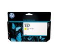 HP 727 300-ml Ink Cartridge Yellow