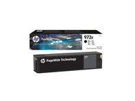INK CARTRIDGE NO 973X BLACK PAGEWIDE / HIGH YIELD SUPL