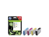 INK CARTRIDGE NO 364XL B/C/M/Y COMBO 4-PACK SUPL