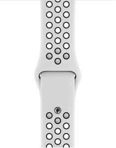 APPLE Band 40 Pure Platinum/ Blk Ns-Zml (MX8D2ZM/A)