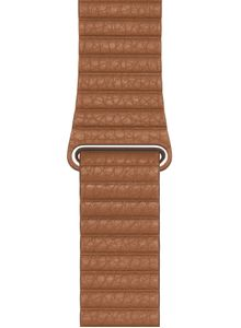 APPLE 44MM SADDLE BROWN LEATHER LOOP LARGE (MXAG2ZM/A)