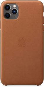 APPLE iPhone 11 Pro Max Le Case Brown-Zml (MX0D2ZM/A)