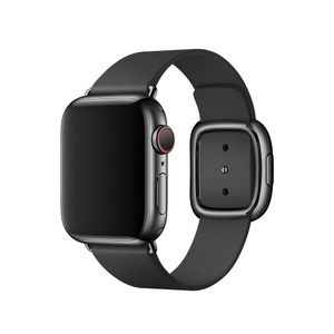 APPLE 40MM BLACK MODERN BUCKLE MEDIUM . ACCS (MWRG2ZM/A)