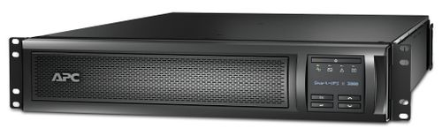 APC Smart-UPS X 3000VA Rack/ Tower LCD 200-240V (SMX3000RMHV2U)