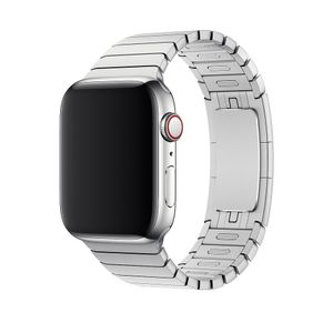 APPLE Band 42Mm Slvr Link Bracelet-Zml (MUHL2ZM/A)