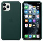 APPLE IP11 Pro Leather Case Forest Green (MWYC2ZM/A)