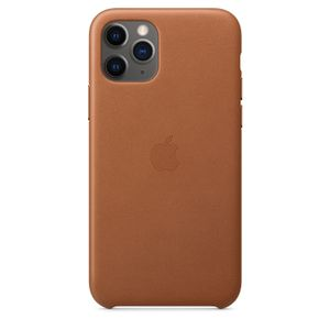 APPLE IPHONE 11 PRO CASE SADDLE BROWN-ZML (MWYD2ZM/A)