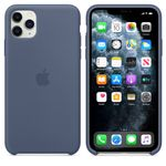 APPLE IP11 Pro Max Silicone Case A.Blue (MX032ZM/A)