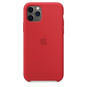 APPLE iPhone 11 Pro Sil Case Red-Zml (MWYH2ZM/A)