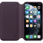 APPLE IP11 Pro Max Leather Folio Aubergi (MX092ZM/A)