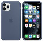 APPLE IP11 Pro Silicone Case Alaskan Blu (MWYR2ZM/A)