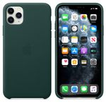 APPLE IP11 Pro Max Leather Case F.Green (MX0C2ZM/A)