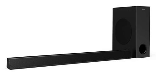 PHILIPS HTL3310 soundbar 2.1-kanaler,  Bluetooth,  trådløs subwoofer,  160W, HDMI/ AUX/ Optical,  Dolby Digital (HTL3310/10)
