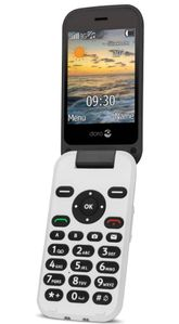 DORO 6621 BLACK/ WHITE (7738)