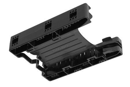 "ICY DOCK 2x2,5"" IDE/SATA in 1x 3.5"" Bay (MB290SP-B)"
