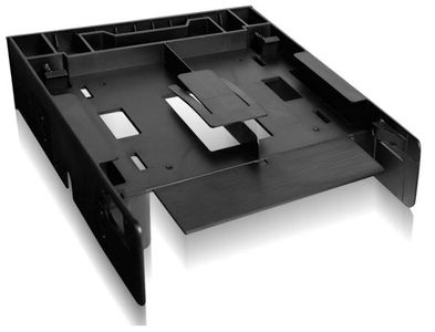 "ICY DOCK 3,5"""" -> 5, 25""""+2x6, 3cm HDD/SSDs (MB343SP)"