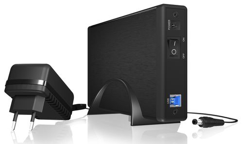 """ICY BOX External enclosure for 3.5"""" SATA HDDs with USB 3.0 interface (60145)"""