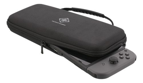 DELTACO GAMING Nintendo Switch hard carry case, 5 slots for games (GAM-089)