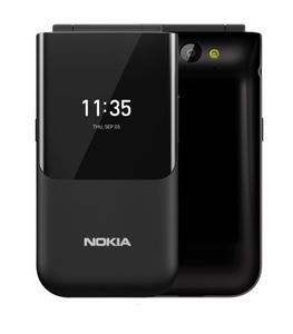 NOKIA 2720 DS Black (16BTSB01A07)