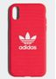ADIDAS Adicolor Moulded Case iPhone X - Radiant Red