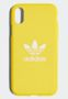ADIDAS Adicolor Moulded Case iPhone X - Yellow