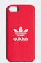 ADIDAS Adicolor Moulded Case iPhone 6/6S/7/8 - Radiant Red
