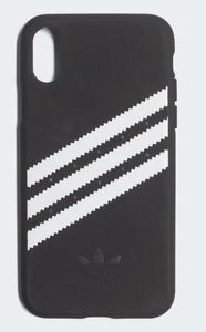 ADIDAS Moulded Case iX, Black Case For Apple iPhone X (CJ1290)