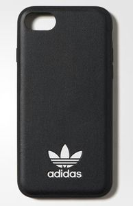 ADIDAS Moulded TPU Case i8, Black TPU Case For Apple iPhone 6/6s/7/8 (CH8857)