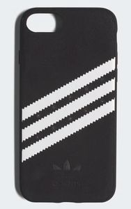 ADIDAS Moulded Case i8/i7, Black Stripes Cover For Apple iPhone 8/7 (CJ1248)