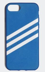 ADIDAS Moulded Case i8/i7, Blue Stripes Cover For Apple iPhone 8/7 (CJ1249)