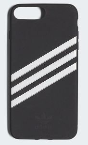 ADIDAS Moulded Case i8 Plus, Black Strip Cover For Apple iPhone 8/7/6/6s Plus (CJ1251)