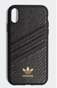 ADIDAS Moulded Case iXR Snake, Black TPU For Apple iPhone XR (CL2353)