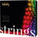 TWINKLY Strings Christmas 150 LED RGB