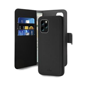 iPhone 11 Pro Max PU Leather Wallet Case