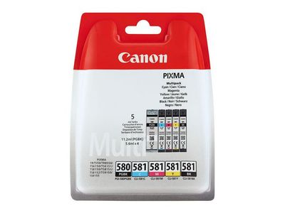 CANON PGI-580/ CLI-581 Multipack F-FEEDS (2078C005)