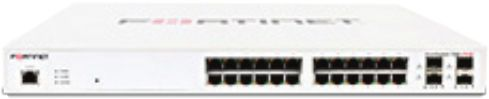 FORTINET FortiSwitch 124E-FPOE FTNT_A (FS-124E-FPOE)